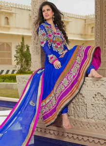 Latest Trends in Anarkali and Punjabi Suits
