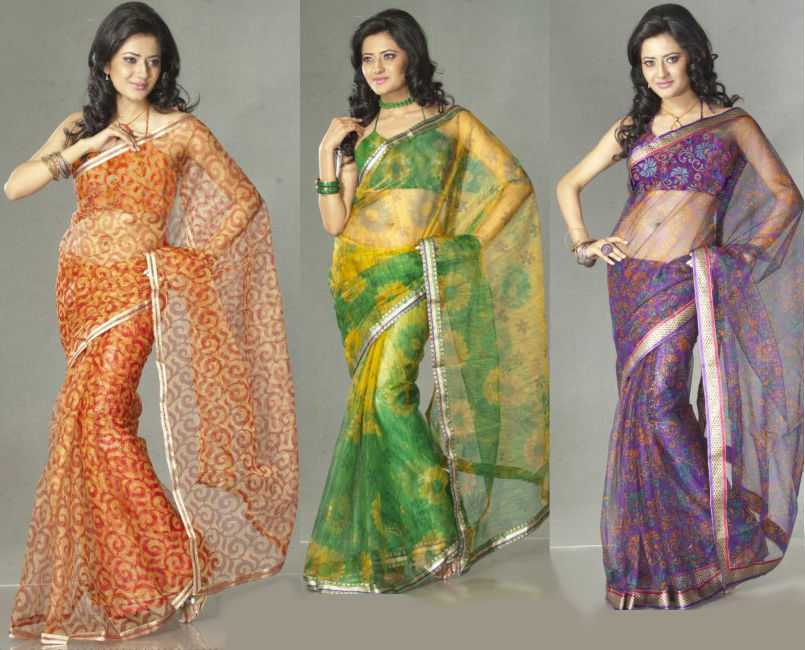 How To Choose Matching Blouse Designs With Your Saree