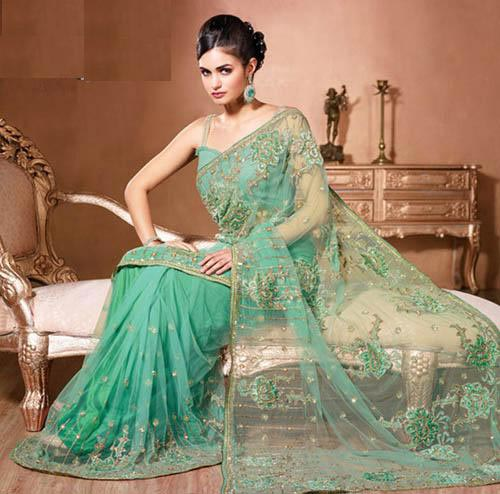 Net Sarees In Indian Fashion