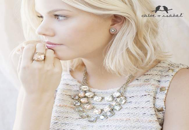 Chance to Earn Free Jewelry at Chloe + Isabel