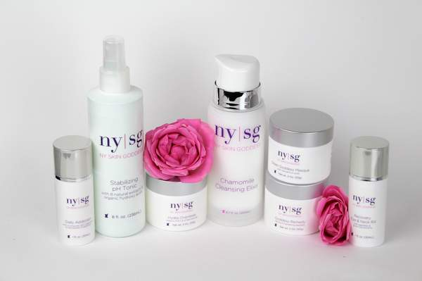 NYSG Skin Care products by MaryAnna Nardone
