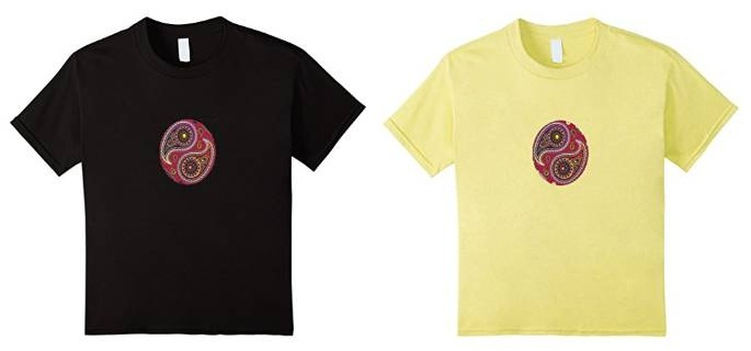 Stylish T-Shirts by Paisley Circle