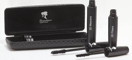 Beauchique 3D Fiber Lash Mascara becomes chosen alternative over false lashes and extensions
