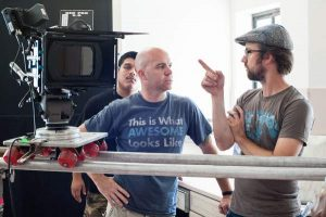 """A Q&A with Film Director """"Ryan LeMasters"""""""
