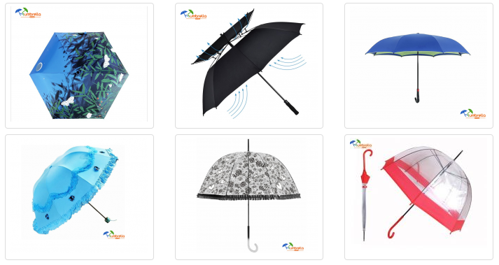 Innovative design umbrellas in competitive rates by Huifeng Umbrella