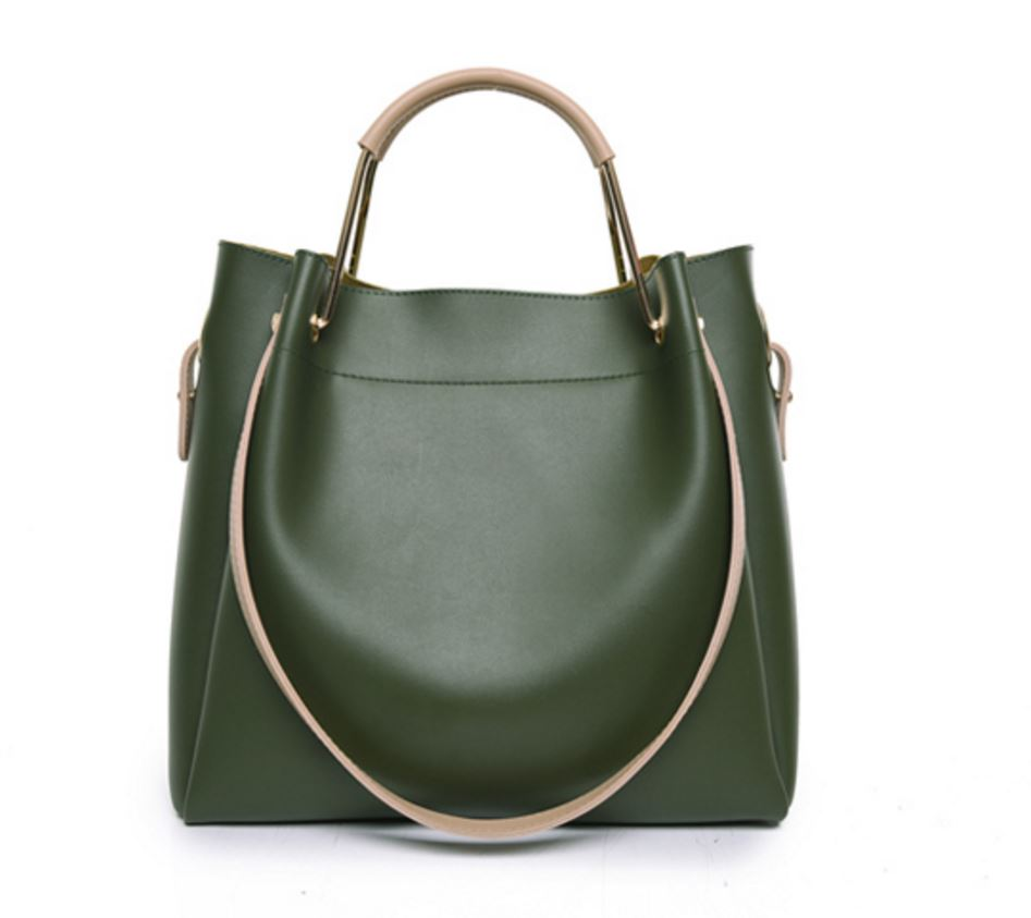 JeHouze leather handbag