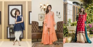 Modern and Latest Pakistani Dress Designs of 2017