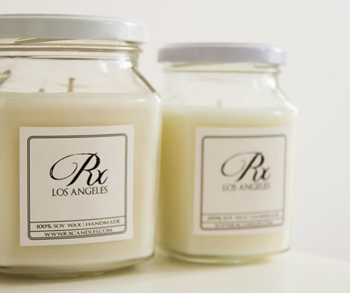 RX Candles