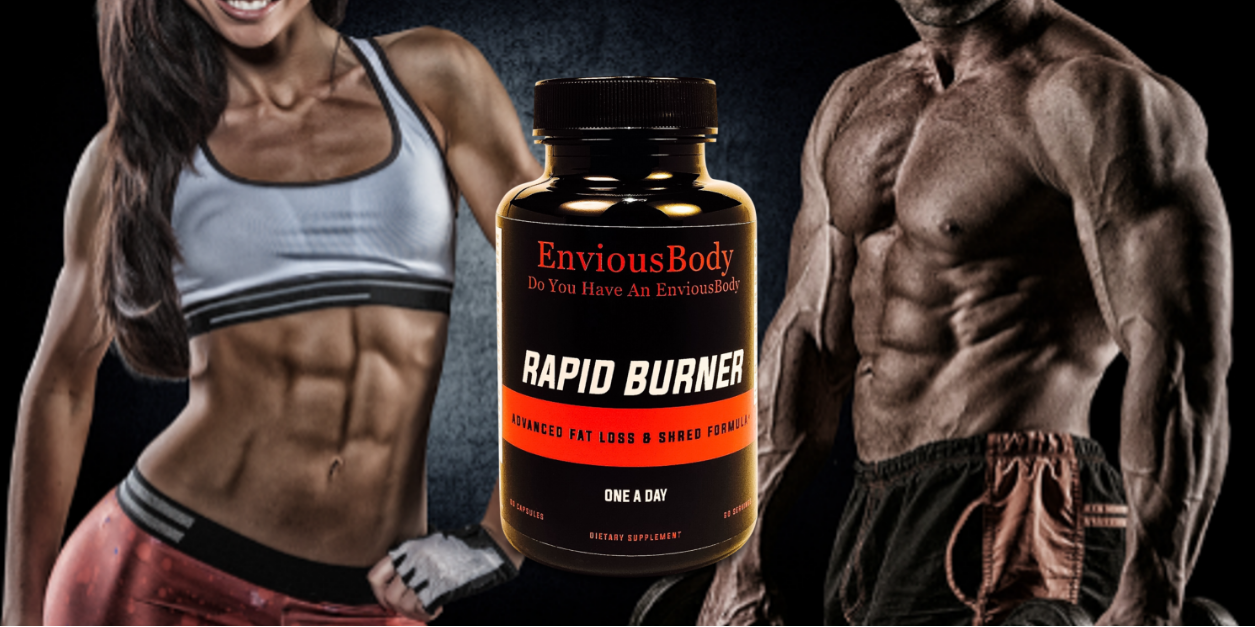 Get an EnviousBody with Rapid Burner !