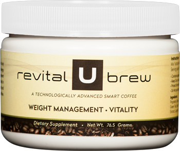 look live feel better with revital u brew coffee. Black Bedroom Furniture Sets. Home Design Ideas