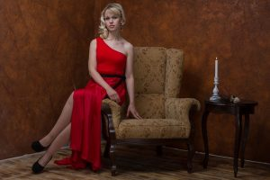 How To Make A Beautiful Red Dress Work For You