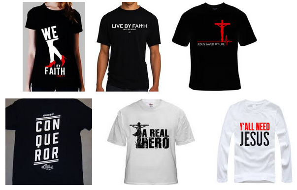 What Makes Christian T-Shirts So Popular ?