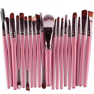 Get 20 High Quality Makeup Brushes at 25% Off