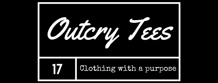 Outcry Tees are out to change the world