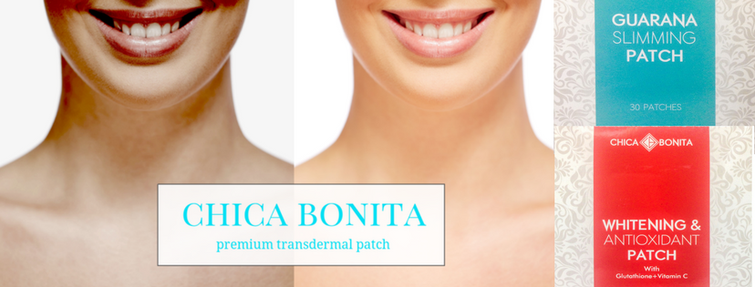 Chica Bonita Offers The Most Effective Skin Whitening and Body Slimming Patches