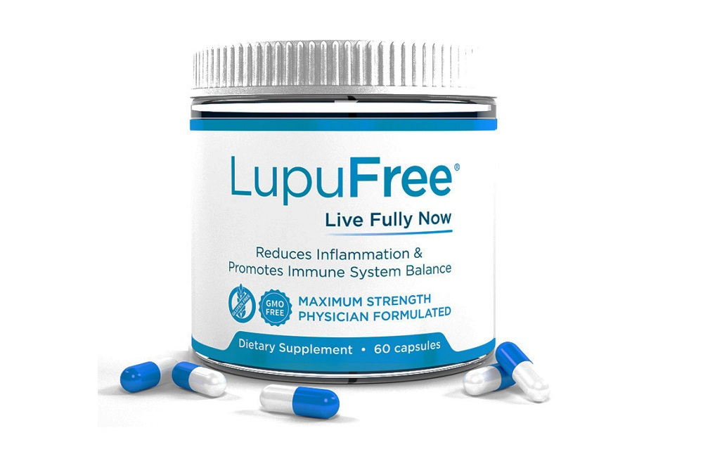 Suppress Lupus Symptoms with LupuFree