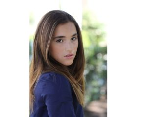 Interview with an award-winning actress Gigi Cesare