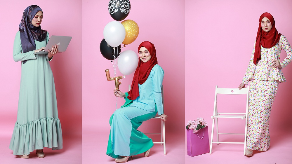 A POPULAR MALAYSIAN BASED BOUTIQUE FOR MUSLIM WOMEN IS EXPANDING INTERNATIONALLY