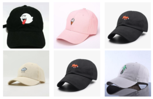 High Quality, Stylish and Colorful Hats by The Dad Hat Store