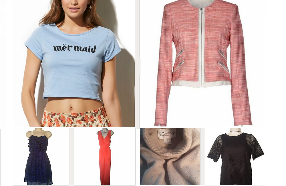 Buy Trendy New and Designer Fashion at Discount !