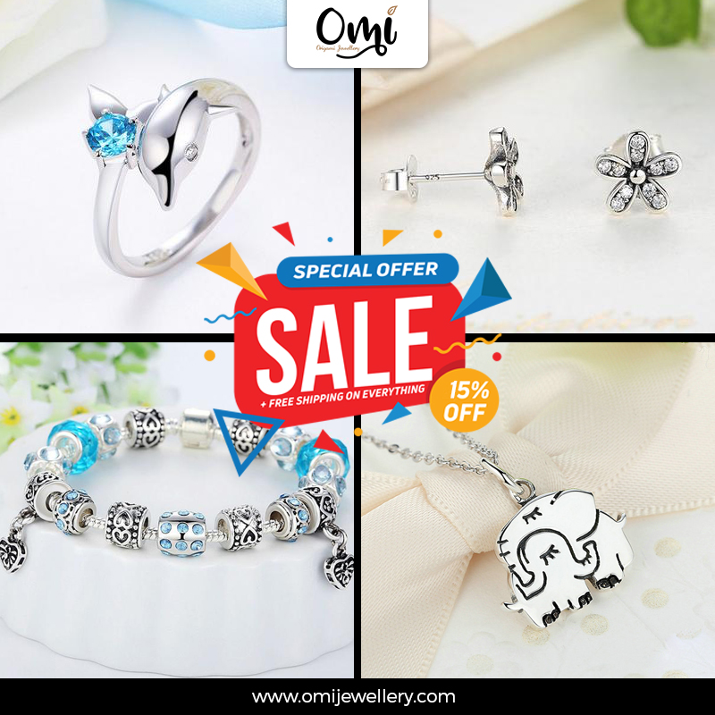 Get Discount With Free Shipping On Omi Origami Jewellery