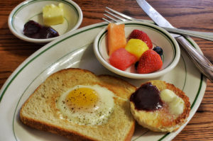 Burning Calories With Breakfast