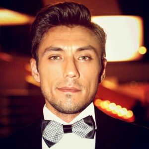 Interview with an actor and independent film producer, Hakan Yildiz