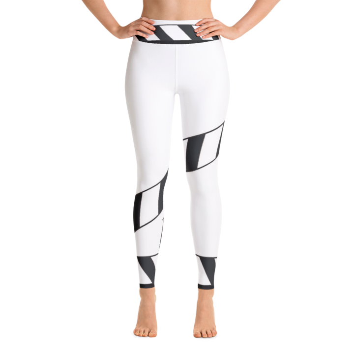 Outtakez Logo Yoga Leggings