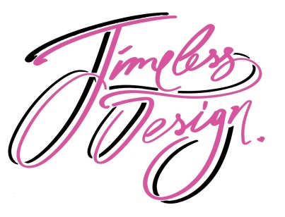 Get a fashionably updated look at drop-dead prices only at Timeless Designs