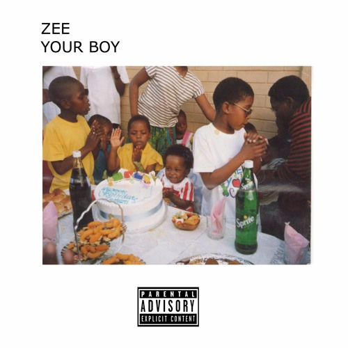 "Rising star Zee releases a single ""Your Boy"""