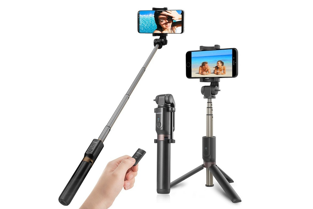 Smart, elegant and innovative Riversong Selfie Stick Tripod