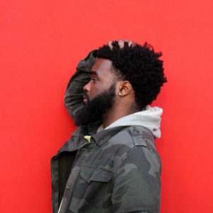 A conversation with rapper and songwriter Ervin Mitchell