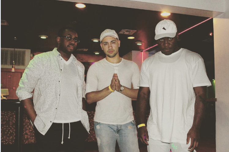 An interview with hip hop band DV8