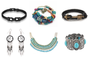 Stylish & graceful handmade jewelry and bracelets by Craft Genie