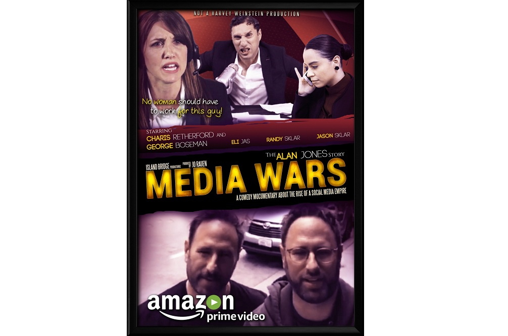 Parody Show Media Wars on Amazon Prime Instant Video