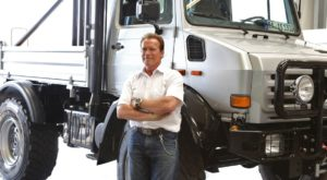 5 Celebrities who Love their Trucks