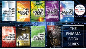 Two Stories to highlight from The Enigma Series.
