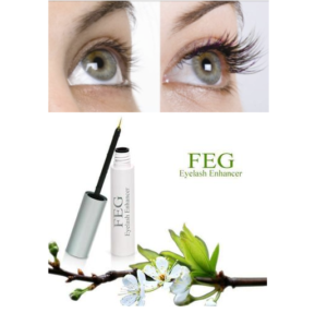 Grow Your Eyelashes Within Weeks With All Natural Eyelash Enhancer Serum