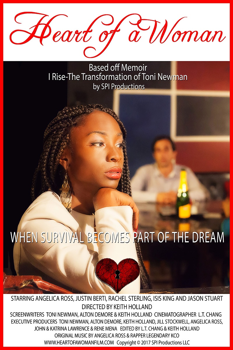 "Interview with Toni Newman writer of short film ""Heart of a Woman"""