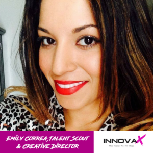 Interview with multi-talented Emily Correa