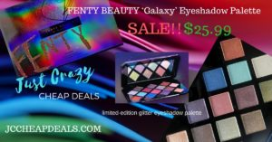 Rihanna Fenty Beauty Eyeshadow Pallete on Sale !