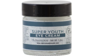 Get young, fresh, and charming skin with Super Youth Eye Cream