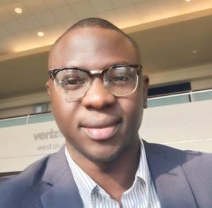 Security professional Temidayo Akinwande talks about his life and passions