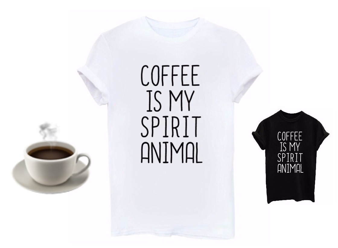 SALE! High quality shirt for real coffee lovers