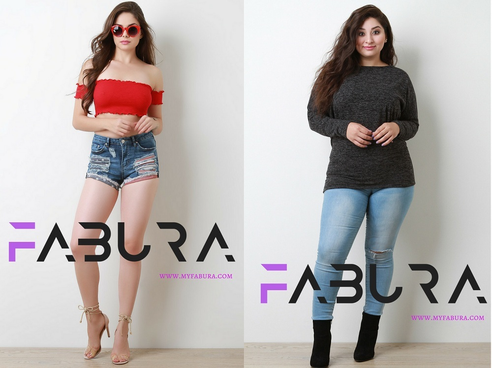 From slim to curvy, stylish and trendy dresses for everyone at Fabura