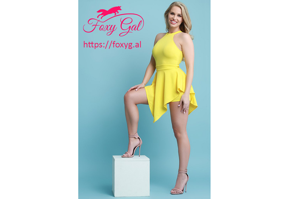 Feel confident and stylish with Foxy Gal !