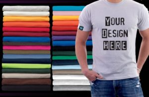 Designing Your T-shirt With a Custom T-shirts Printing Service