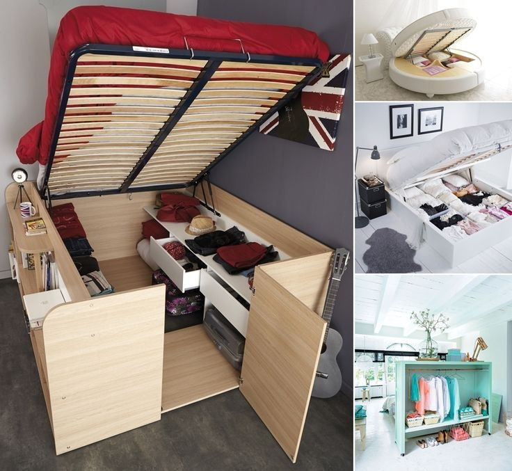 5 Innovative Storage Ideas for Small Homes