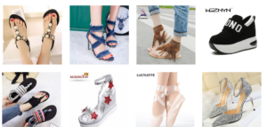 Stylish and trendy footwear by Grand Footprints