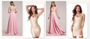 Homecoming Dresses Are Now Becoming Shorter, But Elegant